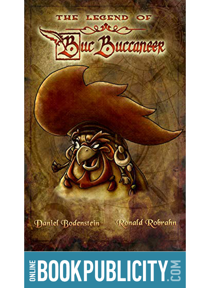 Young Adult Animal Fantasy Pirate Adventure Promoted by Online Book Publicity