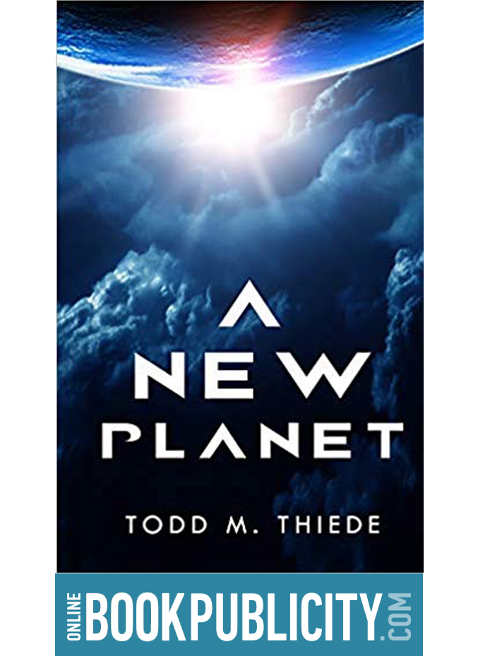 New Colonization Science Fiction. Book Marketing is provided by OBP