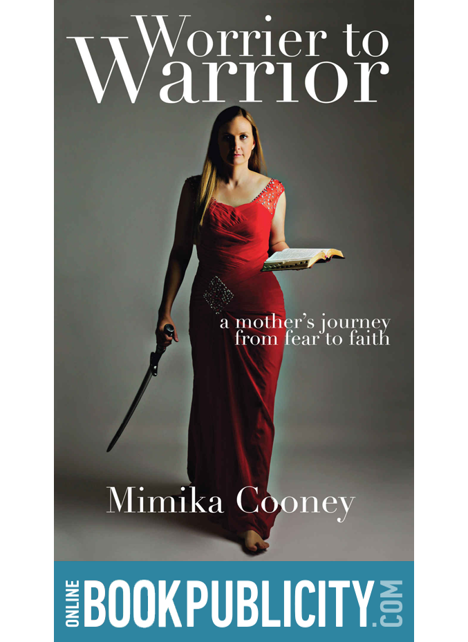 Spiritual warfare manual for women seeking empowerment. This book is promoted by Online Book Publicity