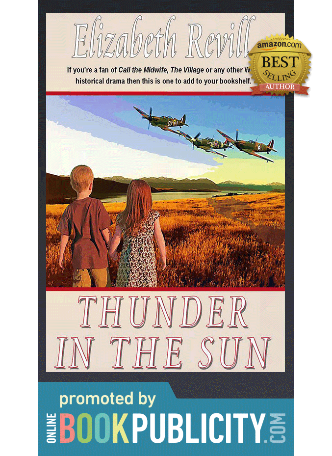 Women's Literary Fiction, Romantic Historical Saga Promoted by Online Book Publicity
