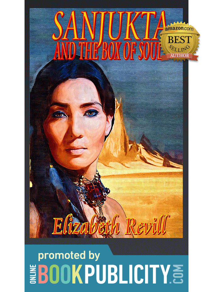 Great Fiction > Young Adult Paranormal - Native American Adventure Novel promoted by Online Book Publicity